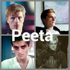 Peeta the hunger games, catching fire, mockingjay part 1, mockingjay part 2