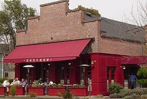 Bouchon - Napa - Chef Thomas Keller French bistro fare, A Michelin Star Restaurant: check *****