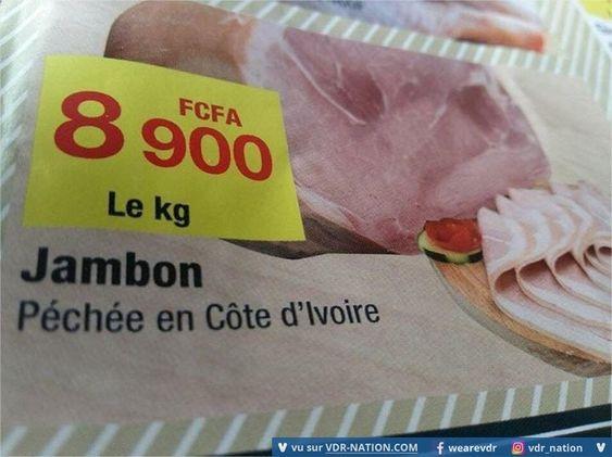 Qualité supermarché JeanmichelB