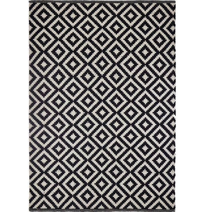 Black And White Geometric Kitchen Rug: 10+ Ideas About Geometric Rug On Pinterest