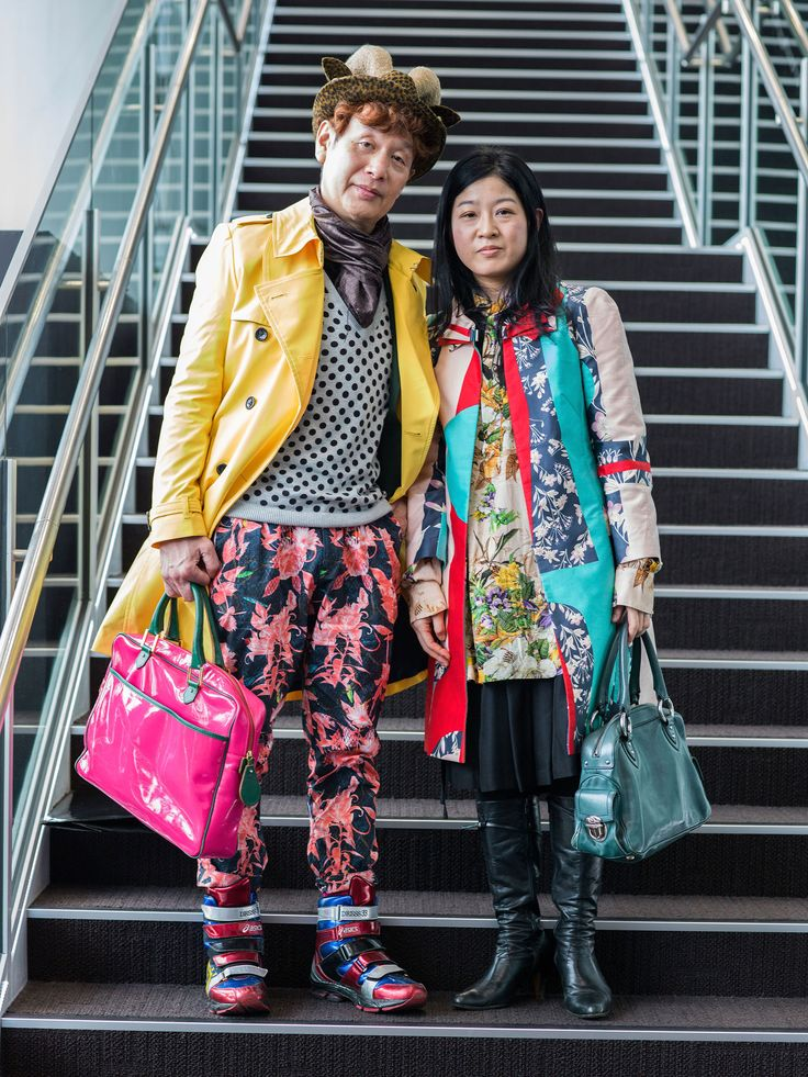 Galeria de Fotos Fora da caixa: o street style superoriginal da semana de moda de Tóquio // Foto 5 // Notícias // FFW