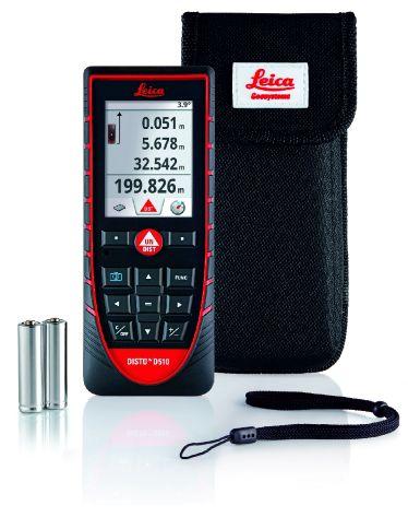 Leica Disto D510 Laser-Entfernungsmesser