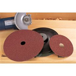 Many new tools for stock removal and finishing are made specifically for angle grinders. Here you'll find 25 coarse discs along with a backi... $24.95