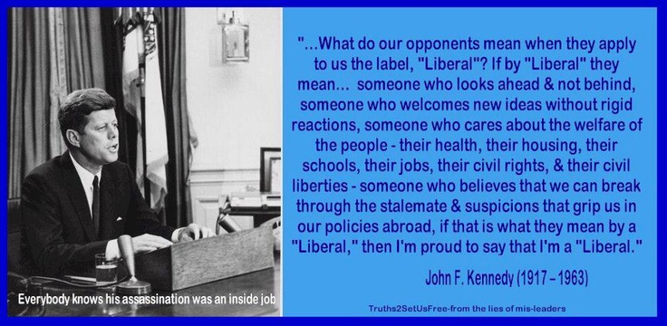 """The Definition of a """"Liberal"""""""