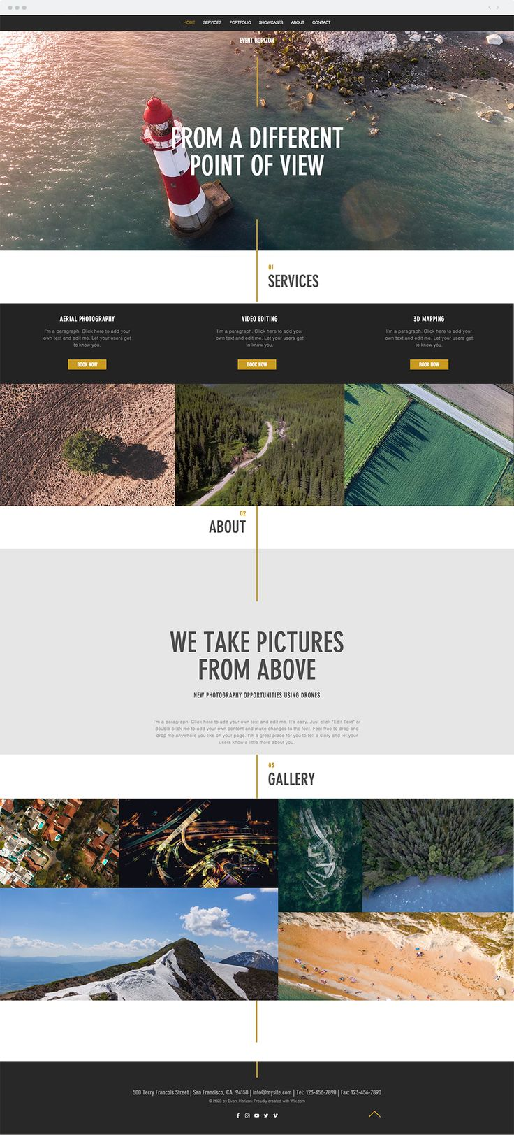 589 best Wix Website Templates images on Pinterest