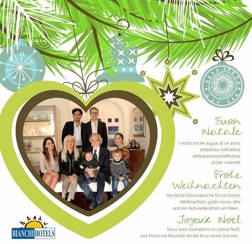 """Bianchi Hotels - Google+ - E' sempre tempo di dire """"Buon Natale"""". Auguri a tutti!"""