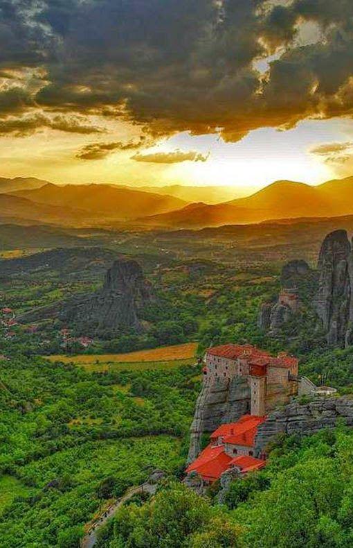 Metéora, Greece - holidayspots4u