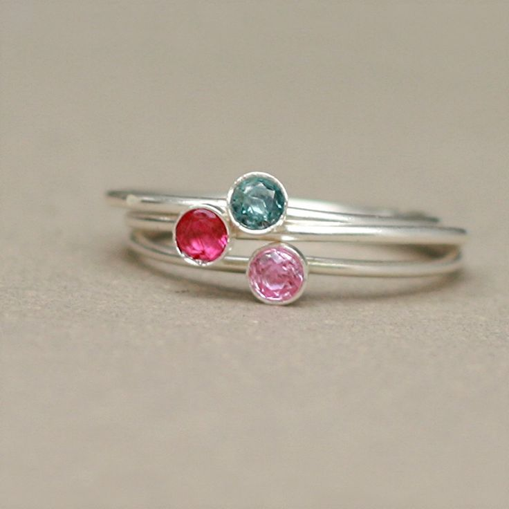 14 best images about rings on pink tourmaline