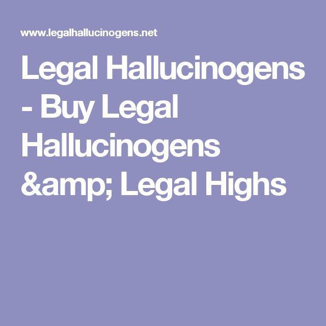 Legal Hallucinogens - Buy Legal Hallucinogens & Legal Highs