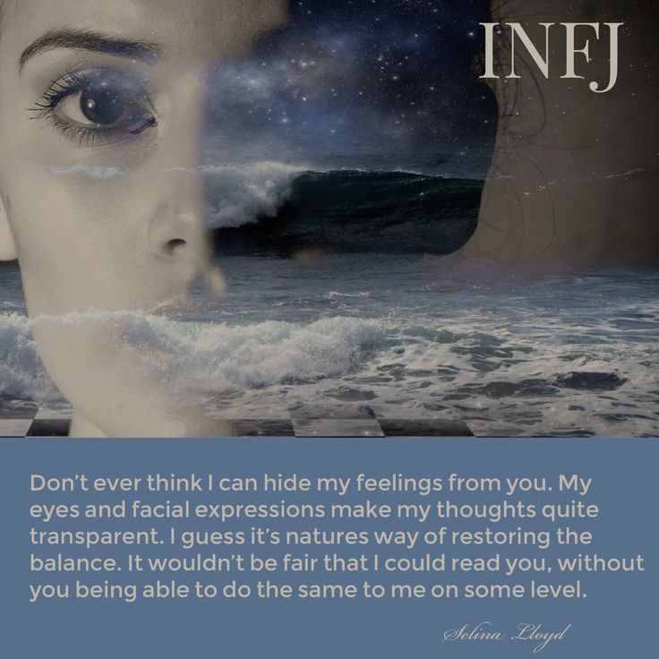INFJ: Don't worry...you can read me too!<-interesting concept but I beg to differ... but reading me isn't impossible if I let you