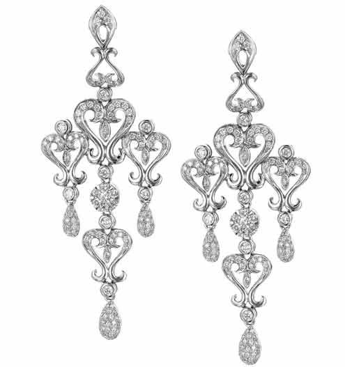 Red Diamond Chandelier Earrings: 11 Best Red Carpet Look Images On Pinterest