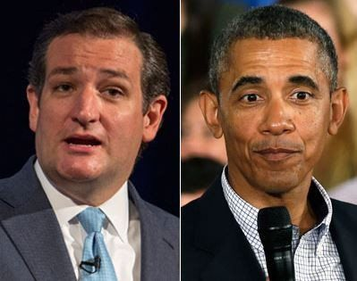 """CNN Attack Ted Cruz's Inexperience – His Response is Golden! """"PRICELESS""""!!!! Cruz responded by saying, """"Well, unlike Barack Obama, I was not a community organizer before I was elected to the senate. I spent 5 1/2 years as the solicitor general of Texas, the chief lawyer for Texas in front of the U.S. Supreme Court."""" NICE!"""