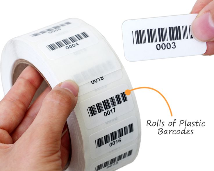 Barcode labels are come in two forms ie.  Linear and 2-D. Linear barcode labels are compressed of a simple series of black lines and white space which provide limited amount of data related to that products. Or in 2-D barcodes are in stacked or matrix format. These matrix or stacked contain a greater amount of information in a smaller space.