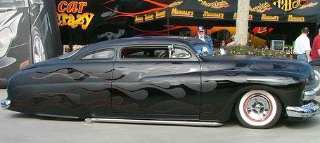 '49 Mercury Low Rider - One day my dream will come true!