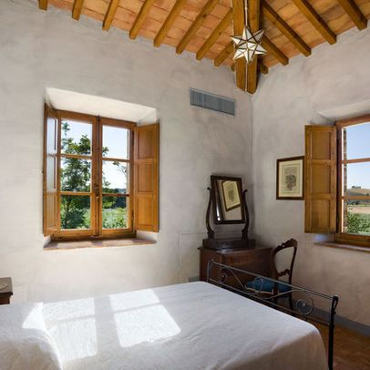 Not enough widows. Rustic Tuscan Decor Design Ideas, Pictures, Remodel, and Decor