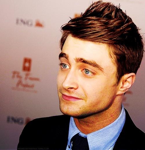 Daniel Radcliffe. | Dan Fan | Pinterest Daniel Radcliffe Fan