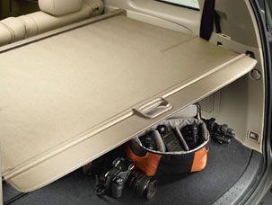 $135 Honda cargo cover