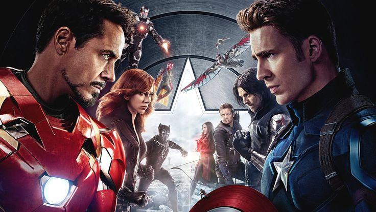 Watch Captain America: Civil War | Movie & TV Stream