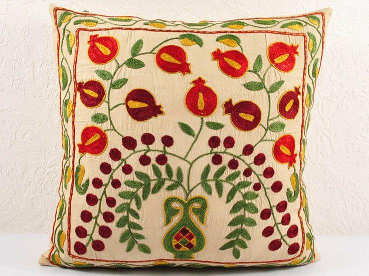 Handmade Suzani Pillow Cover usp108
