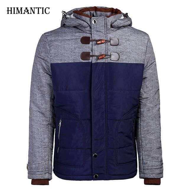 Buy now Winter jacket men's warm thick casual hooded coats windbreaker parka mens coats and jackets jaqueta masculina Large size 5XL just only $32.85 with free shipping worldwide  #jacketscoatsformen Plese click on picture to see our special price for you
