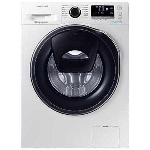 SAMSUNG – Lave linge frontal WW 90 K 6414 QW –: Gamme : Eco Bubble Type de chargement : Frontal Compact : Non Fonction séchage : Non…