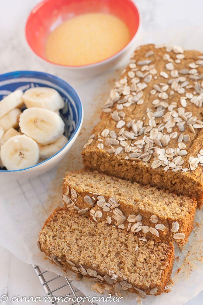 Saftiges Veganes Bananenbrot Rezept Gluten Frei Ohne Haushaltszucker Rezept Bananenbrot Bananen Brot Bananen Brot Vegan