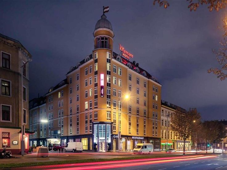 Vienna Mercure Wien Westbahnhof Hotel Austria, Europe Stop at Mercure Wien Westbahnhof Hotel to discover the wonders of Vienna. Both business travelers and tourists can enjoy the hotel's facilities and services. Free Wi-Fi in all rooms, 24-hour room service, car park, room service, restaurant are on the list of things guests can enjoy. Guestrooms are designed to provide an optimal level of comfort with welcoming decor and some offering convenient amenities like television LCD/...