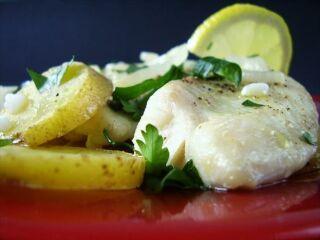 Corfu Recipes - Bianco