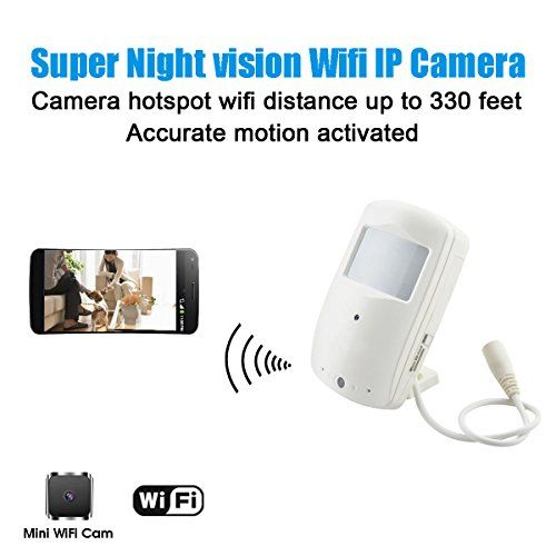 Special Offers - Conbrov WF28 HD Ip Wireless Home Video Security Nanny camera Mini Wifi Spy hidden Cam with super night vision and Motion activated Detection indoor Surveillance use - In stock & Free Shipping. You can save more money! Check It (July 16 2016 at 02:26PM) >> http://smokealarmsusa.net/conbrov-wf28-hd-ip-wireless-home-video-security-nanny-camera-mini-wifi-spy-hidden-cam-with-super-night-vision-and-motion-activated-detection-indoor-surveillance-use/