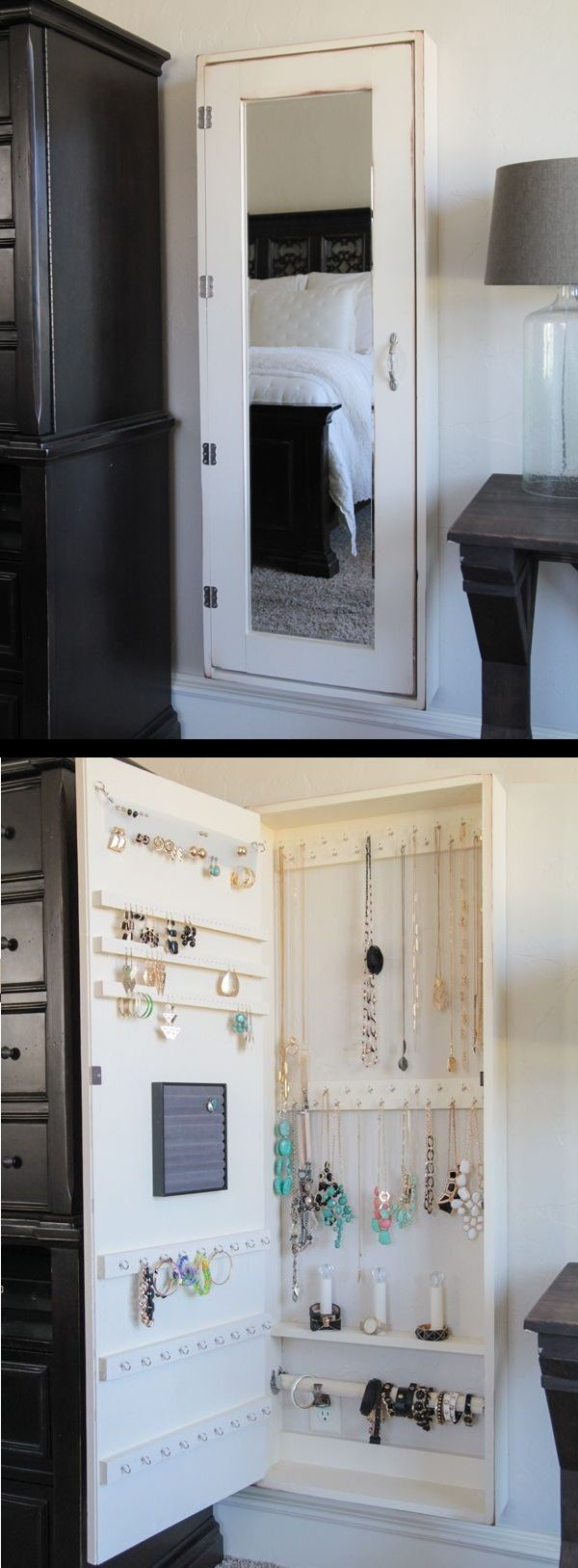 Behind katie's bedroom door. 10 Diy Great Kitchen Storage Anyone Can Do 6