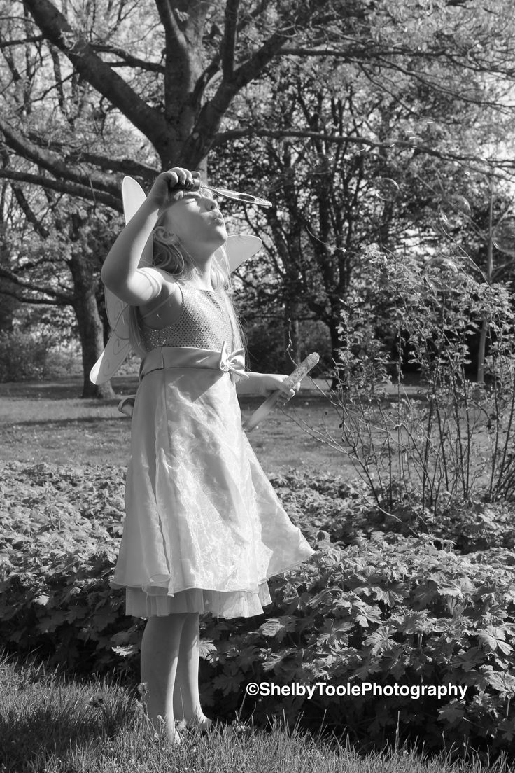 Fairy time.