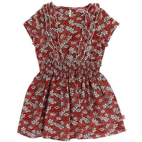 Billieblush Floral Print Dress
