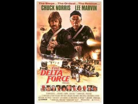 Theme song to 'Delta Force' makes me wanna go fight terrorists.