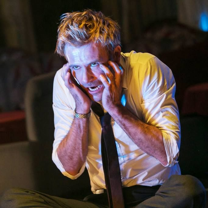 Waiting for a new episode of Constantine like...