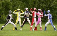 GoGo Sentai Boukenger / Power Rangers Operation Overdrive