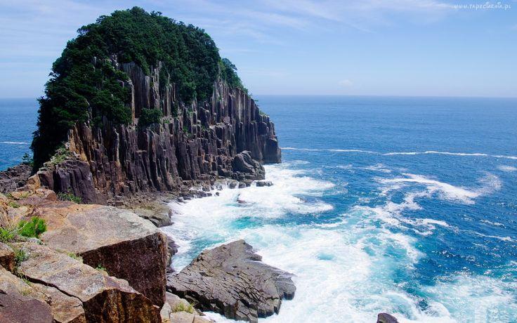 Morze, Klif, Skały