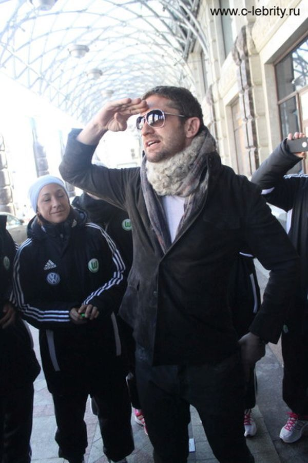 the Gerry salute in Russia