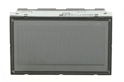 2004-2005 Nissan Maxima Upper Dash Display Screen Module Part Number 280907Y112