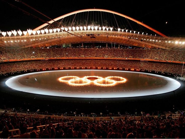 Opening Ceremony,Olympic Games 2004-Athens City