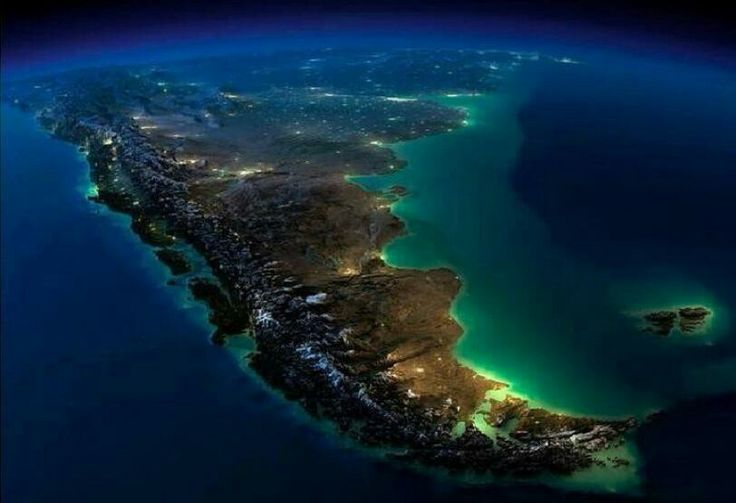 Argentine, the end of the world...
