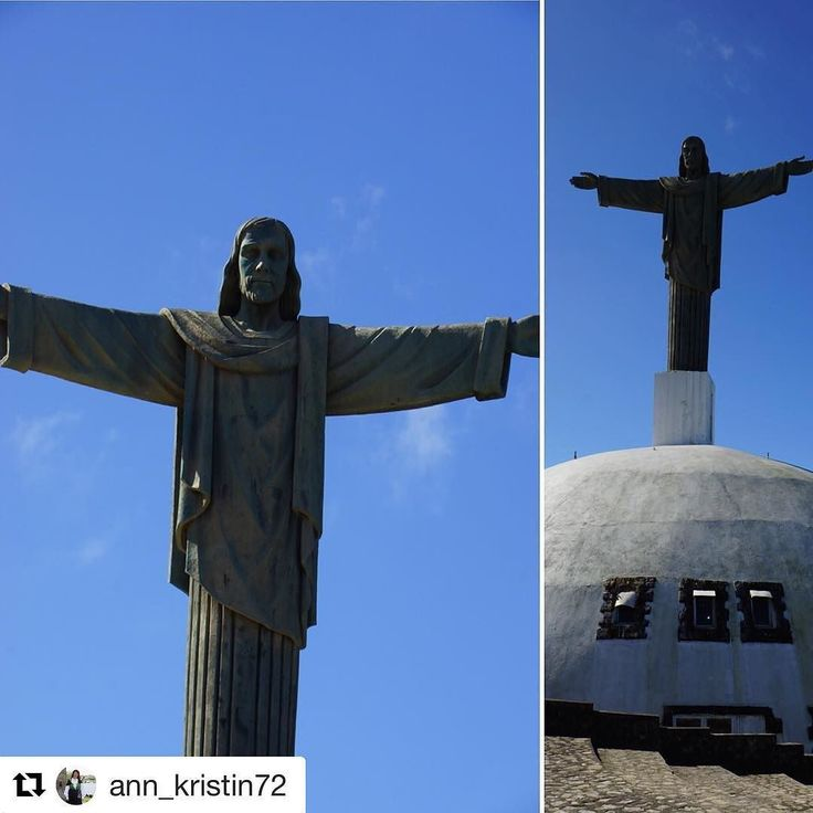 Den Dominikanske republikk sin #ChristTheRedeemer. #reiseblogger #reisetips #reiseliv #dominikanskerepublik  #Repost @ann_kristin72 with @repostapp  Christ Reedemer statuen på den Dominikanske republikk ikke langt unna der jeg bodde. (Puerto Plata) 2014-2015. Den står på fjellet Mount Isabel de Torres og nås med en cable car. Det er også en flott nasjonalpark der oppe med fin natur. ....................................#dendominikanskerepublik #mountisabeldetorres #christheredeemer…