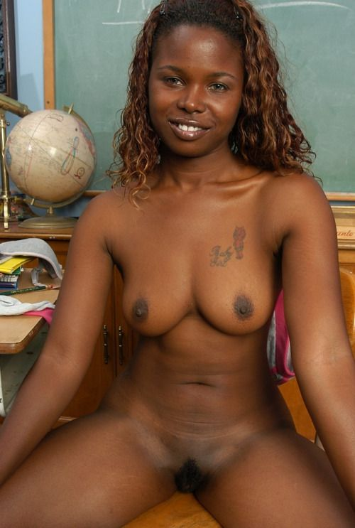 Skinny black girl tube-1543