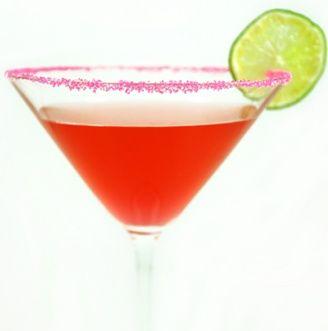 Oppskrift på Cosmopolitan drink