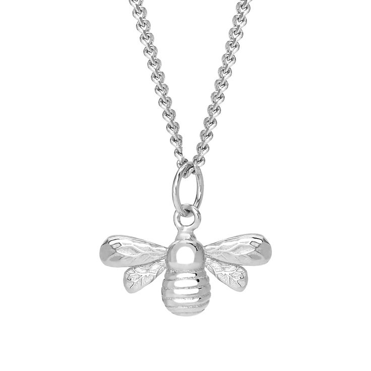 John Greed Wildwood Busy Bee Necklace