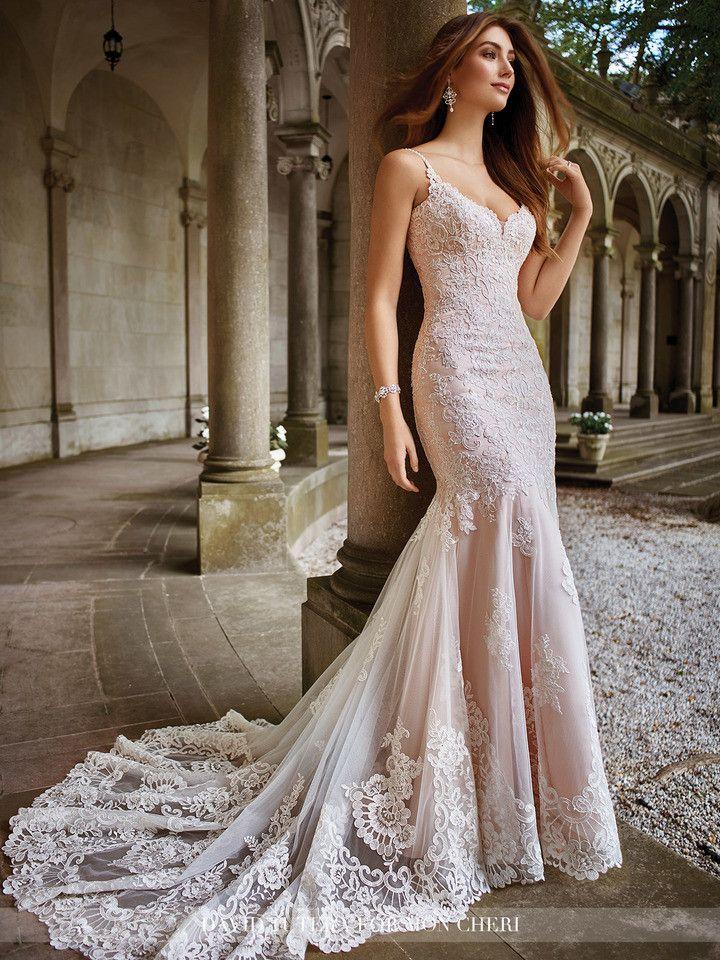 Beautiful David Tutera Kula All Dressed Up Bridal Gown