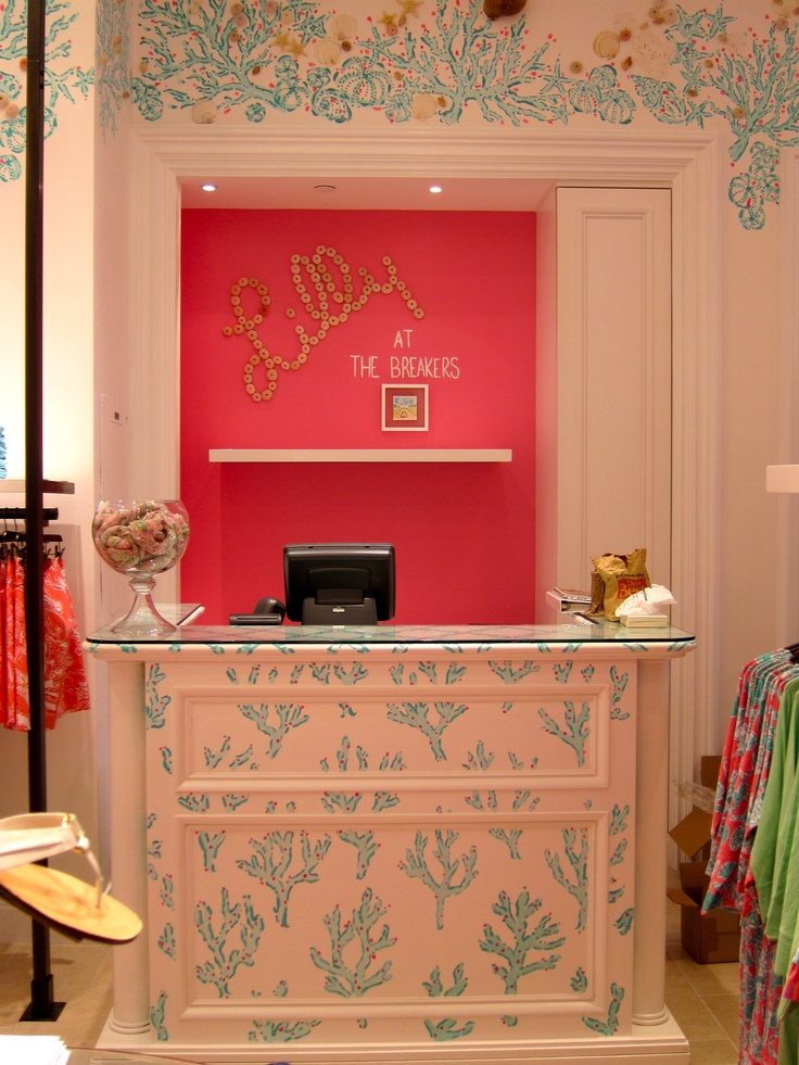 Lilly Pulitzer Furniture Sale #20: The Breakers - New Lilly Pulitzer Store