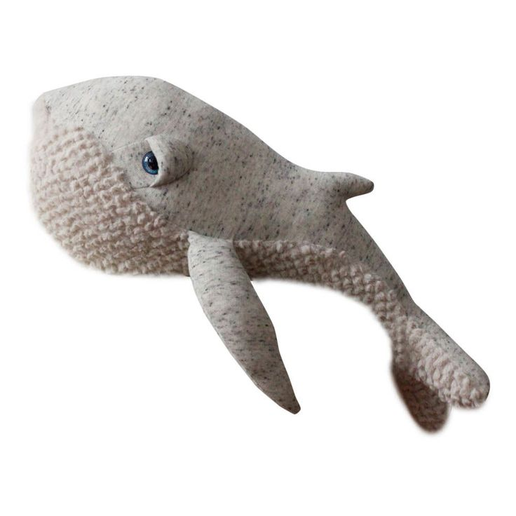 Original Giant Whale Soft Toy 62cm-product