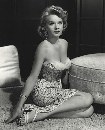 Anne Francis ( Anne Lloyd Francis ) ~ 1956