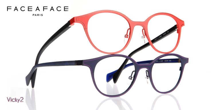 What about round shape? try VICKY from #faceaface // #roundframes www.faceaface-paris.com