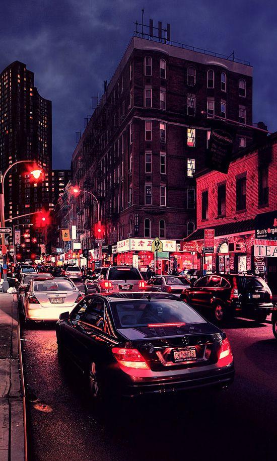 Photorealistic City Scenes by Bertrand Meniel | Inspiration Grid | Design Inspiration